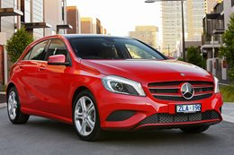 Mercedes-Benz A-Class A180 vs A200: Which Mercedes hatch should I buy?