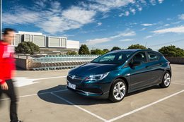 2017 Holden Astra RS long-term car review, part one