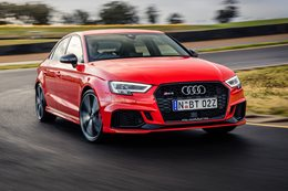 2017 Audi RS3: 8 things you didn't know