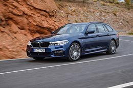 BMW 5 Series Touring pricing and specification announced