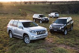 2017 Toyota LandCruiser Prado: Which spec is best?