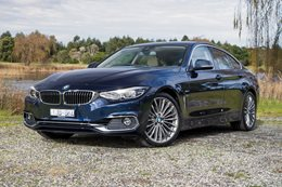 BMW 420i Luxury Edition pricing and features