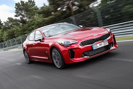 2018 Kia Stinger GT quick review