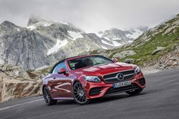 2018 Mercedes-Benz E-Class Cabriolet – 7 things you should know