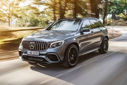 2017 Mercedes-AMG GLC63 S pricing and features announced