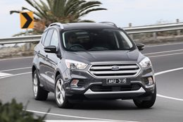 2017 Ford Escape Trend quick review