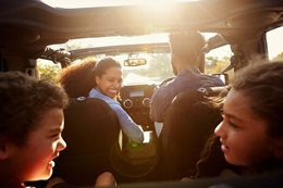 12 must-haves for peaceful family road trips