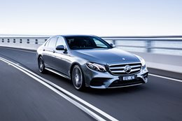 2017 Mercedes-Benz E-Class gains advanced voice control