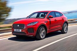 2018 Jaguar E-Pace SUV pricing and specifications