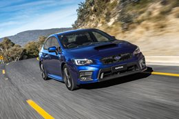 2018 Subaru WRX and WRX STI price and features announced