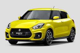 2018 Suzuki Swift Sport shown ahead of September launch