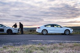 2018 Holden ZB Commodore testing reaches 100,000km milestone