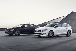 2018 Volvo S60 and V60 Polestar get race-honed aerodynamics