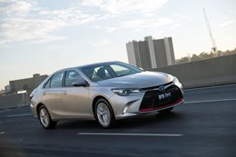 Toyota rolls-out Commemorative Edition Camry Atara SL