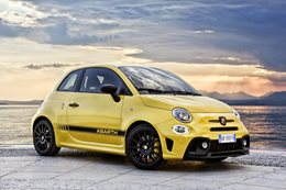 2018 Abarth 595 range reduces in size and cost