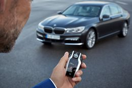BMW could ditch the traditional car key