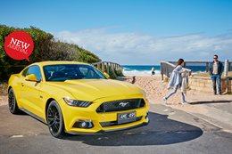 2017 Ford Mustang GT long-term review, part one