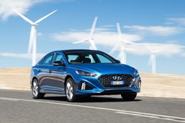 2018 Hyundai Sonata pricing and features