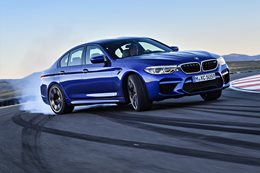 BMW M5 pricing and features