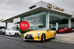 2017 Lexus LC 500 long-term review part one