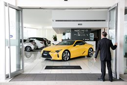 Lexus tops luxury brand customer satisfaction ranking