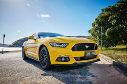 Ford launches Mustang loans for Ranger Everest buyers
