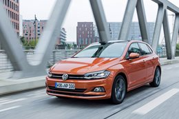 2018 Volkswagen Polo 6 pricing and features