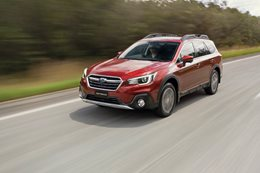 2018 Subaru Outback pricing and features