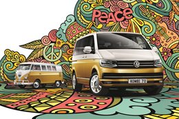 2018 Volkswagen Multivan Kombi 70 special edition revealed