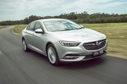 2018 Holden Commodore Quick Review