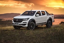 Holden Colorado LSX introduced as a limited edition