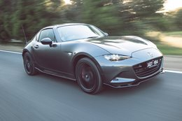 2018 Mazda MX-5 RF GT Limited Edition quick review