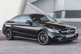 2019 Mercedes-Benz C-Class Coupe and Cabriolet gain mild hybrid tech