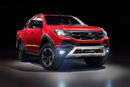 Holden Colorado SportsCat by HSV quick review