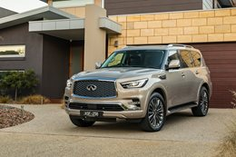 2018 Infiniti QX80 S Premium quick review