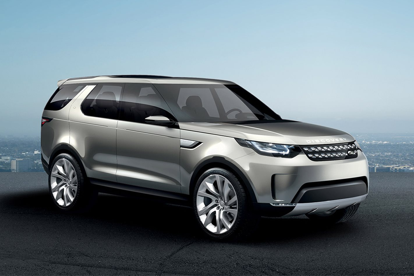 2014 Land Rover Discovery review