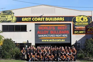 East Coast Bullbars celebrates 45th birthday main alt