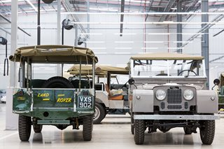 Land Rover 70th anniversary main