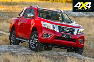 2018 Nissan Navara pricing tech and safety detail