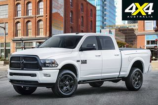 RAM 3500 ute recall BTSI locking pin