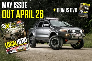 may issue 4x4 dvd