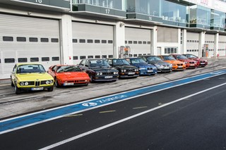 40 Years of BMW M Division