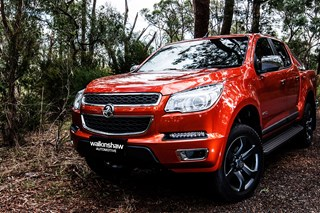 Walkinshaw Group Holden Colorado
