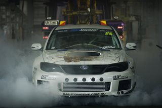 Subaru WRX 1000hp car