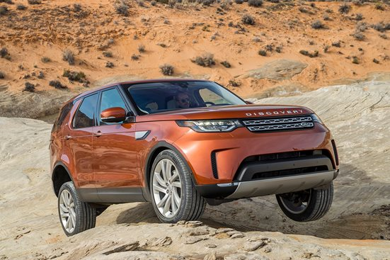 2017 Land Rover Discovery main