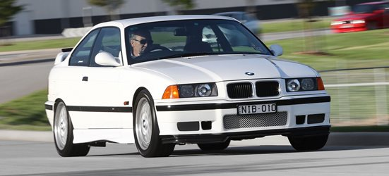 30 years of BMW M3 E36