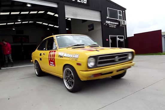 Electric Datsun New Zealand