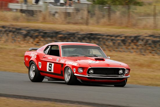 ford mustang supercars return