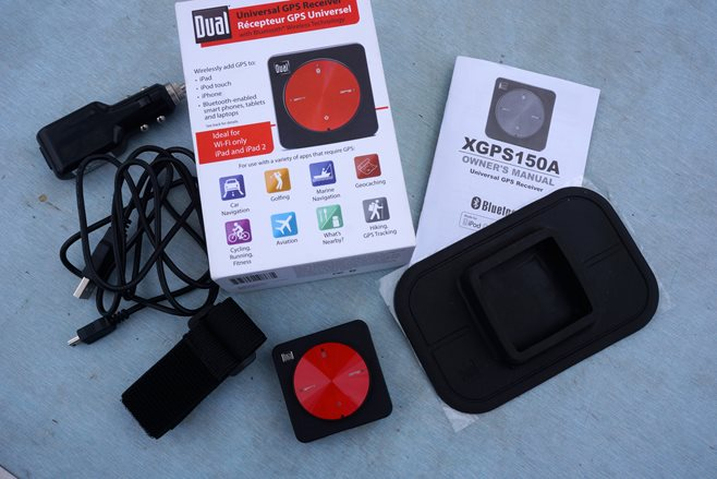 Dual Complete Kit GPS