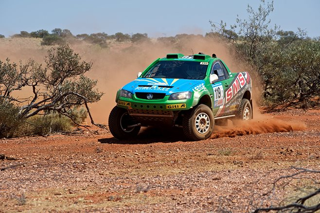 Australasian Safari Tour rally pictures